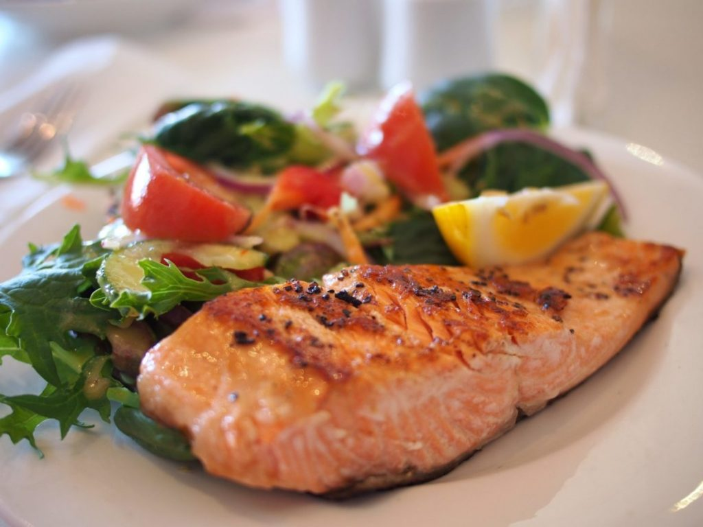 Adopter une alimentation saine.