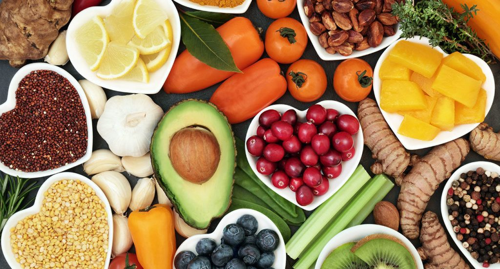 aliments qui peuvent nous soigner.