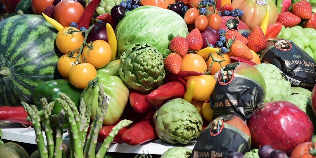 consommer les légumes et les fruits.